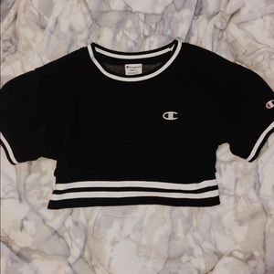 Champion Tops - Crop Champion Top